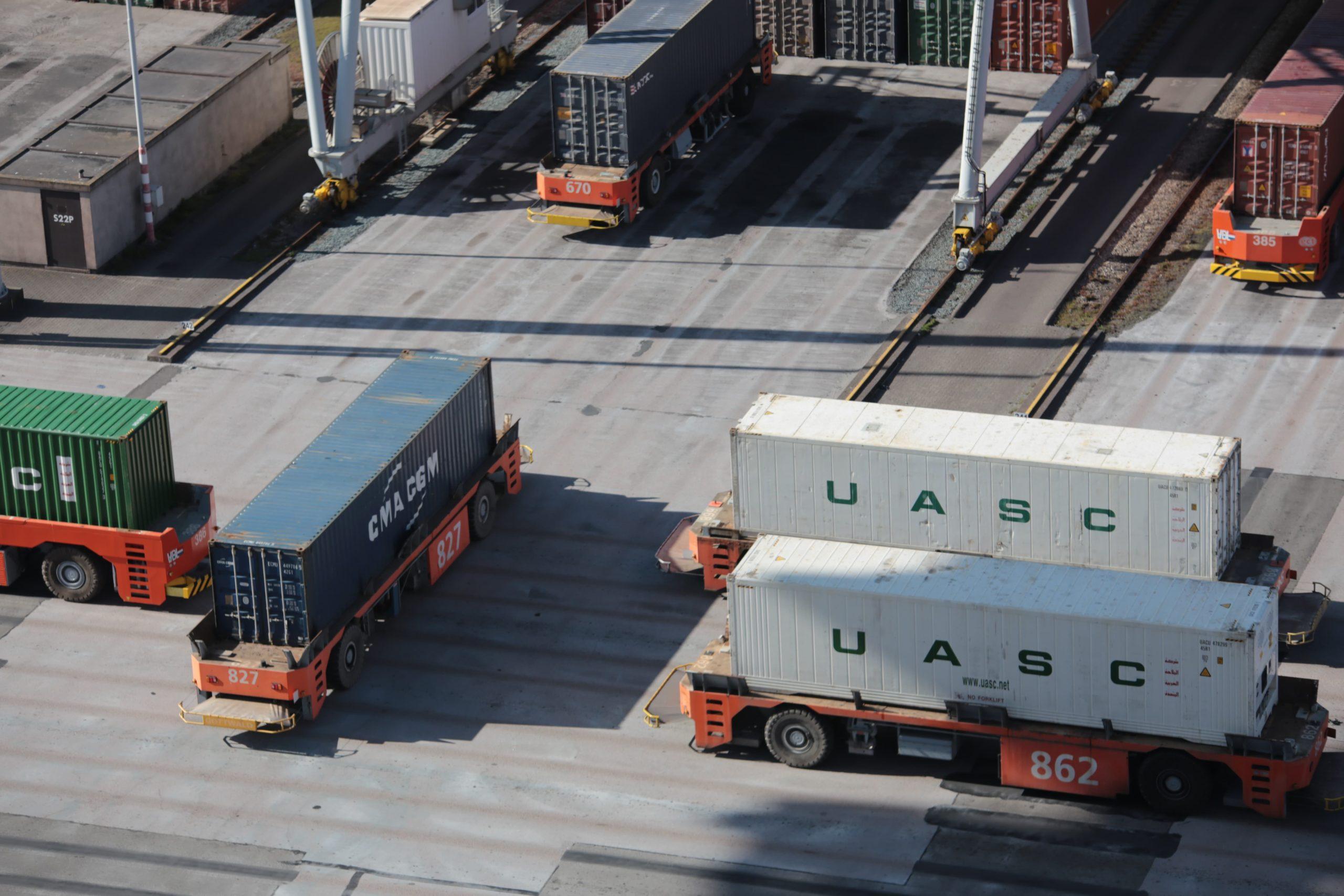 Logistics in East Africa