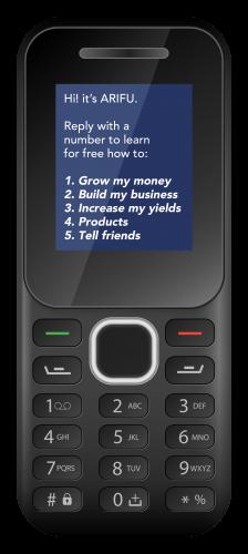 Arifu Phone